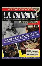 L.A. Confidential Movie Poster 11x17 D Kevin Spacey Russell Crowe Guy Pearce