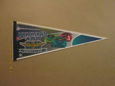 Indianapolis Motor Speedway BRICKYARD 400 1995 Pennant