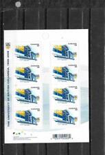 pk47190:Stamps-Canada #BK371 University of B.C.  8 x 52 cent Booklet Pane- MNH