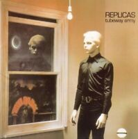 GARY NUMAN - REPLICAS  CD NEU