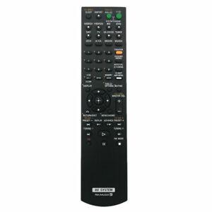 New RM-AAU022 For Sony Audio Video Receiver Remote Control STR-DG720 STR-DG520