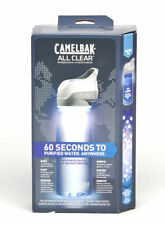 Camelbak 90783 All Clear Pure Blue UV Water Purifier Bottle BPA Free Rechargable