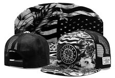 Hot Hip Hop Men's CAYLER Sons Hat adjustable Baseball Snapback Black Street cap