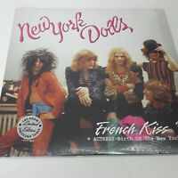 New York Dolls French Kiss '74 + Actress-Birth Of The New York Dolls Sealed