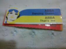 STICKER PER  PROMO JB JUKE BOX NO DISCO ABBA DANCING QUEEN THAT'S ME