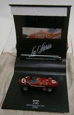 La Storia Ferrari Dino 246 1958 1:43 SCALE-With Box-FORMULA 1 French Grand Prix
