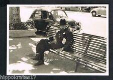 Photo vintage foto instantánea Oldtimer automoción vehículo car Voiture ansiosa/65a