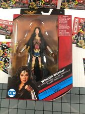 "DC Comics Multiverse Wonder Woman Caped Figure, 6"" - Justice League"