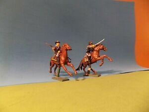 Britains Detail Civil war Mounted Cavalry 1/32
