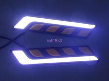 2PC Car Turn Lights + Daytime Running DRL Lamp Lights 12V COB LED For Acura