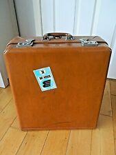 Great  REV-ROBE Vintage Retro Suitcase Wardrobe Original Instructions Inside