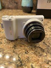 New listing Samsung Wb Series Wb250F 14.2Mp Digital Camera - White