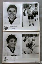 Original 1979-80 Brad McCrimmon/Stan Jonathan Photos