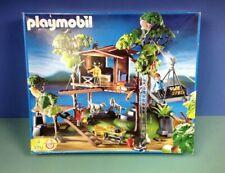 (O3217) playmobil maison dans les arbres, aventure ref 3217 3219