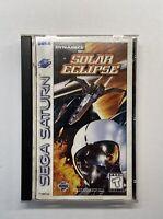 Solar Eclipse (Sega Saturn, 1995) COMPLETE!!