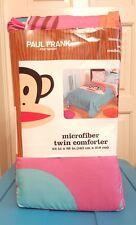 Paul Frank Monkey Twin Microfiber Comforter