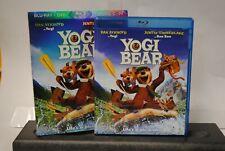 Yogi Bear Blu-ray/DVD, 2011, 2-Disc Set