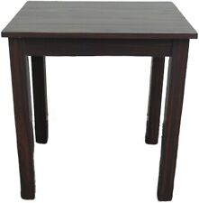 "Paxton Dining End table 22"" Height 21"" x 18"""