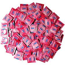 100 KONDOME PASANTE SENSITIVE SEX Präservative SUPER dünne Condome 0,05 mm ! TOP