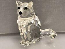 Swarovski Figur Katze 4,7 cm. Top Zustand