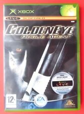GOLDENEYE ROGUE AGENT X BOX VIDEO GAME NEW & SEALED