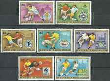 Timbres Sports Football Mongolie 959/65 ** lot 9085