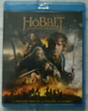 """""""Le Hobbit"""" French Cover Disc Blu-ray Video Disc"""
