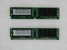 64Mb 2x 32Mb Memory Ram Kit for Korg Tr Triton Extreme Le Pro Prox Rack Sampler