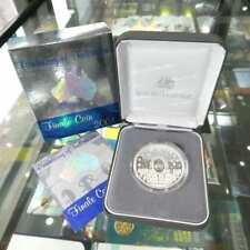 2001 Australia Centenary of Federation Hologram Finale Coin $5 Silver Proof Coin