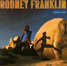 Marathon [6/23] by Rodney Franklin (CD, Jun-2017, Funky Town Grooves)