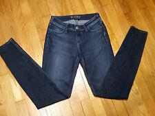Silver Suki Jeging Jeans Size 26 L 31 Low Rise Dark Wash Most Excellent