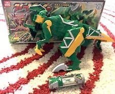 Power Rangers Kyoryuger DX Zakutor Dinosaur Zord Robot Bandai Japan Transformer