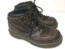Dr Martens Doc Martens Unisex Boots 11328 Brown Leather Mens Size 9M 8UK 42
