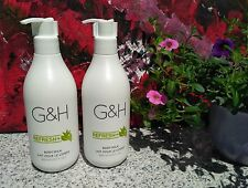 Body Lotion 2 x 400 ML Body Lotion Amway ™ g&h Refresh Gift