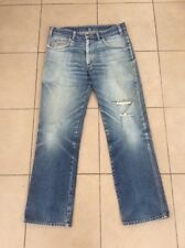 R.M.Williams     Vintage Distressed Denim Jeans    Size 35