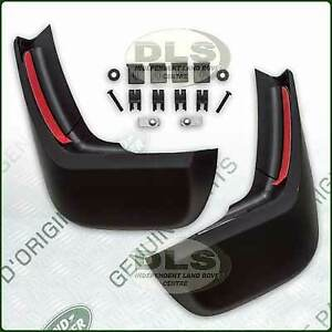 Rear Mud Flap Set Land Rover Discovery 5 GENUINE (VPLRP0357LR)