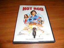 Hot Rod (DVD, 2007, Widescreen) Andy Samberg, Isla Fisher Used OOP
