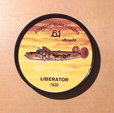 Jello Pane Wheels Bombers # 61 Liberator 1938