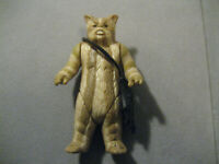 Vintage Star Wars Logray 1983 ROTJ HK With Pouch