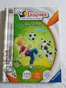 Tiptoi Leserabe Der neue Fußball von Ravensburger