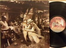 Led Zeppelin In Through The Out Door LP COVER B, B&W INNER, Strawberry, Worn Bag