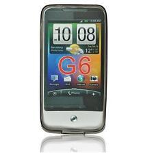 HTC LEGEND G6 - Housse silicone souple noir