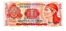 Honduras ... P-68c ... 1 Lempira ... (1968) ... *UNC*