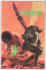 Aliens vs Predator - 001 - Dark Horse - June 1990