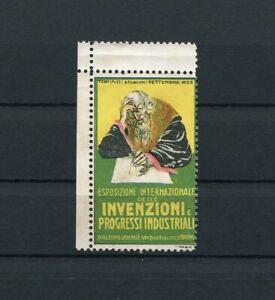 Cinderella / Poster Stamps International Exhibition Torino Turin Italy 1923