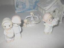 Precious Moments Sugar Town Schoolhouse 6 pc Collector Set 272876 Nib