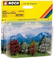Cespugli in Fiore (5 Pz) Ho-tt Nh25420 - noch modellismo