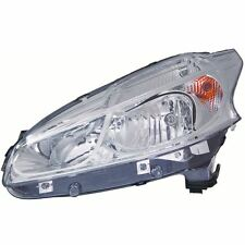 PEUGEOT 208 2012-2014 HEADLIGHT HEADLAMP PASSENGER SIDE LEFT N/S