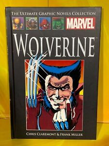 Marvel Comics - Ultimate Wolverine (Hard Back Graphic Novel)