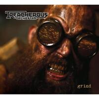 Treacherous Orchestra - Grind Neuf CD